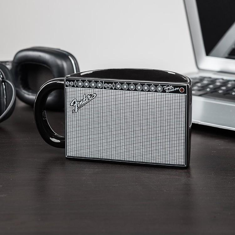 Hrnek  Fender - AMP