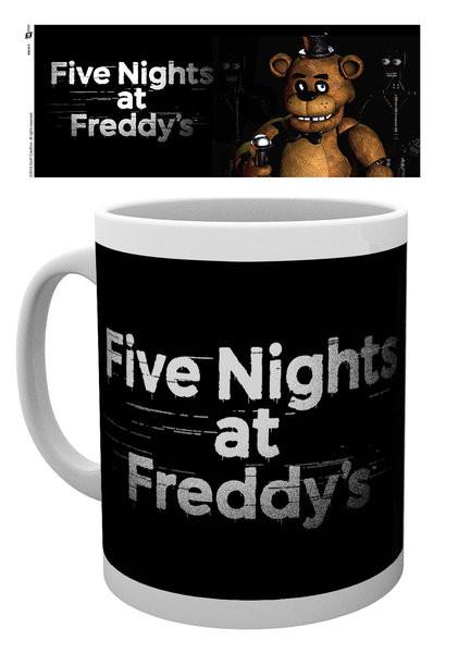 Hrnek  Five Nights At Freddy's - Logo