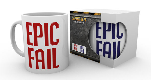Hrnek  Gaming - Epic Fail