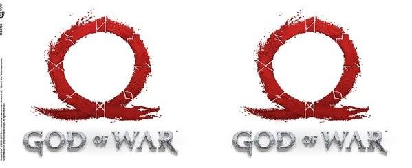 Hrnek  God Of War - Logo