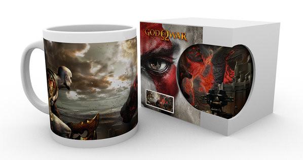Hrnek  God of War - Titan