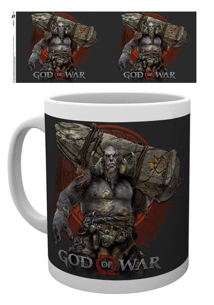 Hrnek  God Of War - Troll