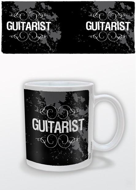 Hrnek Guitarist