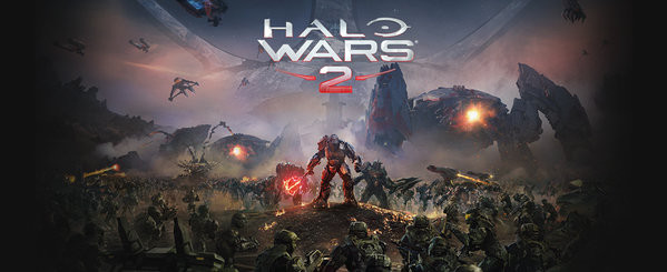 Hrnek  Halo Wars 2 - Key Art