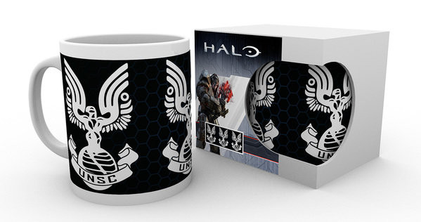Hrnek  Halo Wars 2 - UNSC
