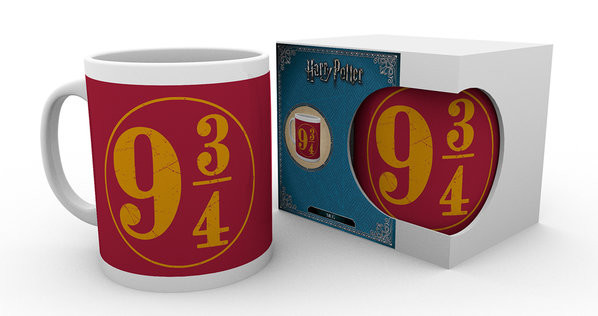 Hrnek  Harry Potter - 9 ¾
