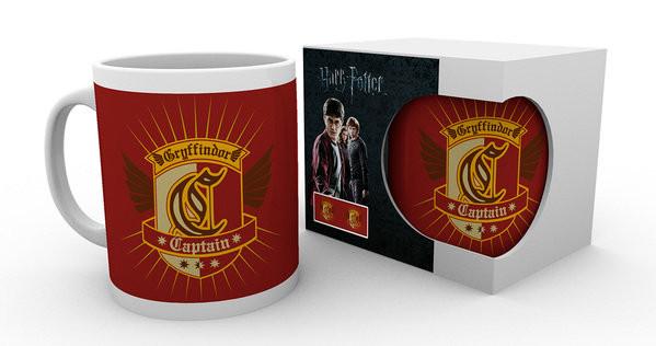 Hrnek  Harry Potter - Captain