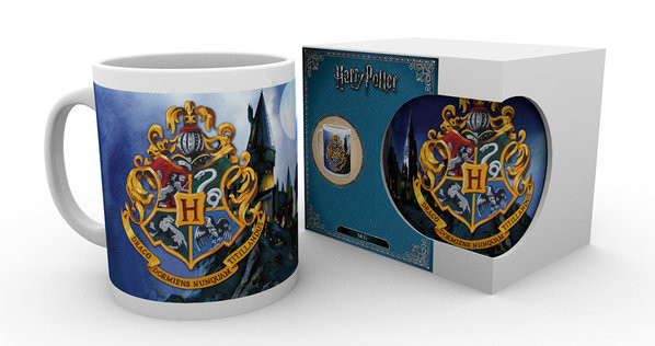 Hrnek  Harry Potter - Hogwarts
