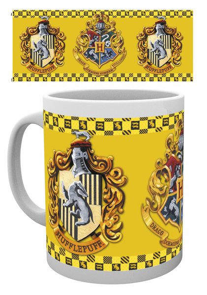Hrnek  Harry Potter - Hufflepuff