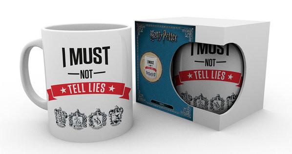 Hrnek  Harry Potter - Lies