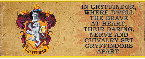 Hrnek  Harry Potter - Nebelvír Characteristics