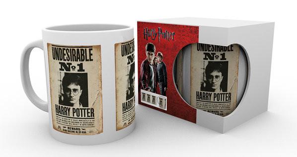 Hrnek Harry Potter - Nežádoucí č.1