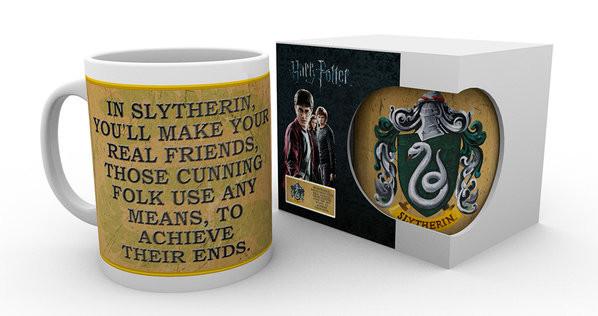 Hrnek  Harry Potter - Zmijozel Characteristics