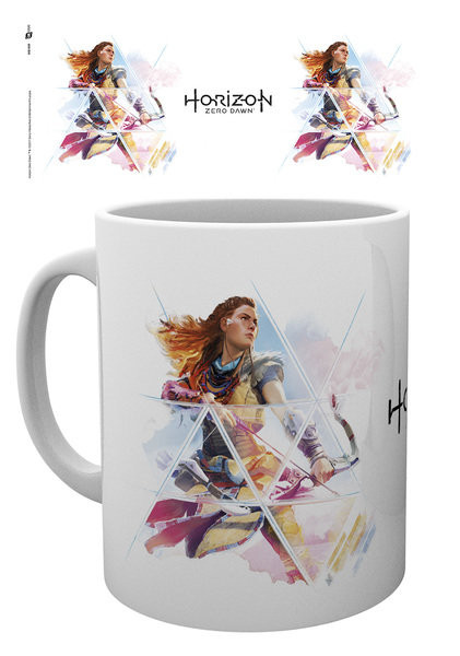 Hrnek  Horizon Zero Dawn - Aloy Bow