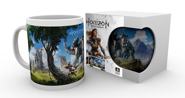 Hrnek  Horizon Zero Dawn - Key Art