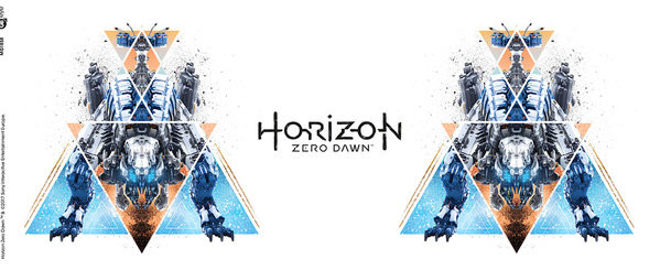 Hrnek  Horizon Zero Dawn - Machine