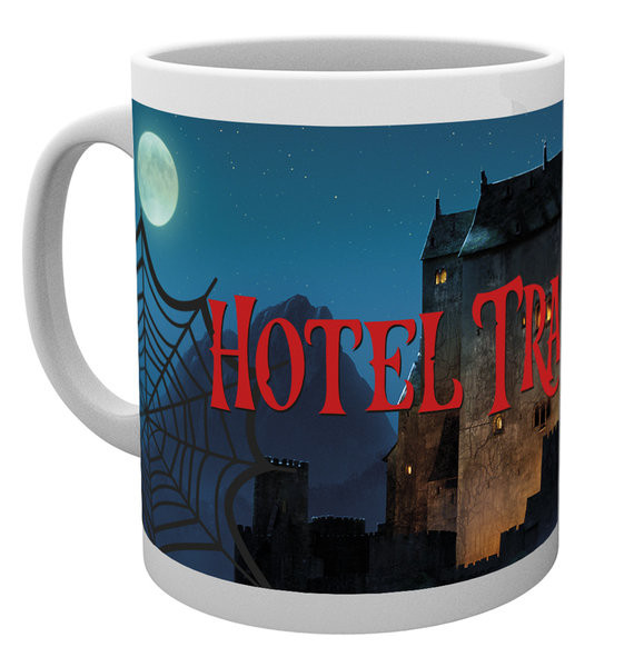 Hrnek  Hotel Transylvánie 2 - Logo