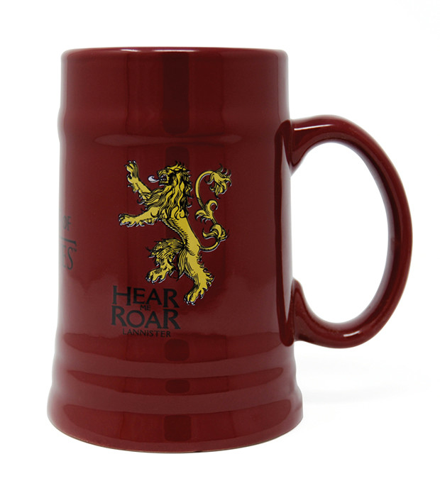 Hrnek  Hra o Trůny (Game of Thrones) - House Lannister