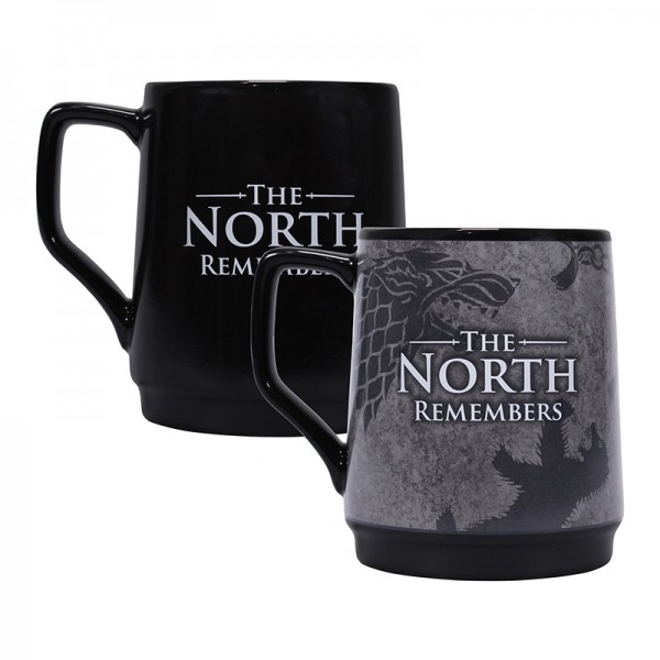Hrnek  Hra o Trůny (Game of Thrones) - North Remember