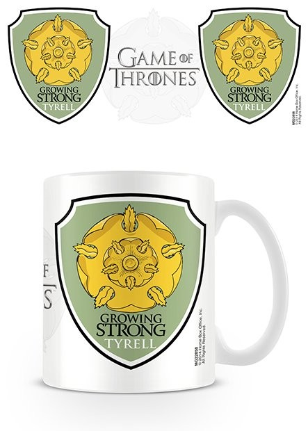 Hrnek Hra o Trůny - Game of Thrones - Tyrell