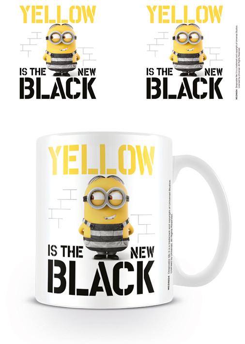 Hrnek  Já, padouch 3 - Yellow Is The New Black
