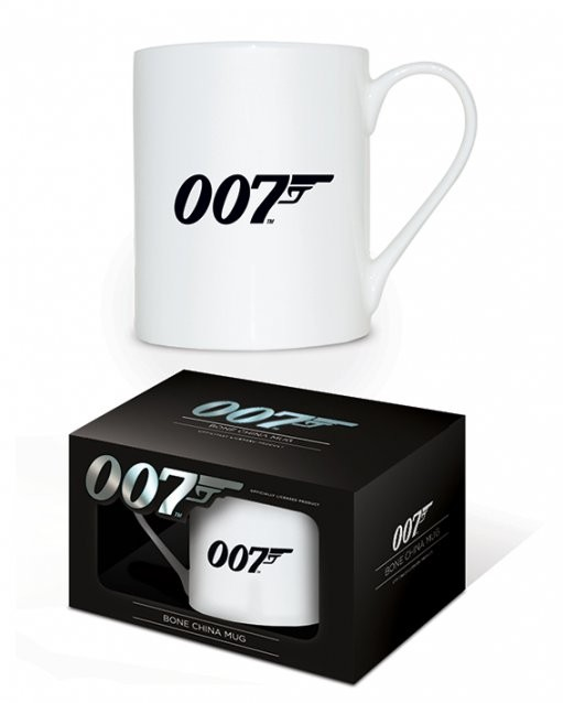 Hrnek James Bond - 007 Logo