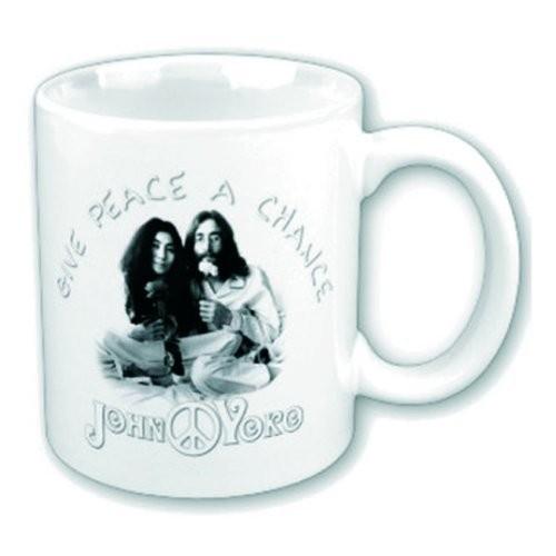 Hrnek John Lennon – Give Peace A Chance