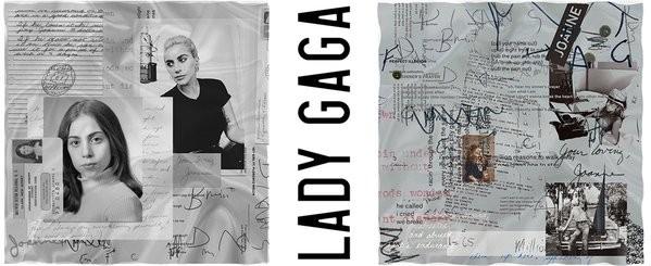 Hrnek  Lady Gaga - Notes