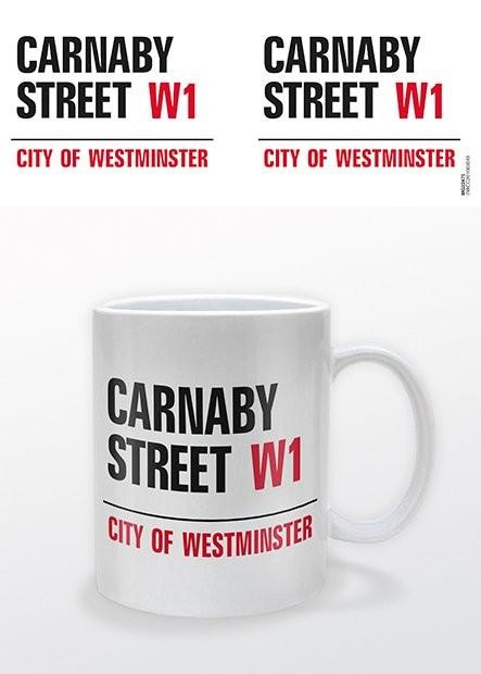 Hrnek Londýn - Carnaby Street