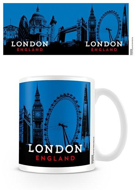 Hrnek Londýn - England