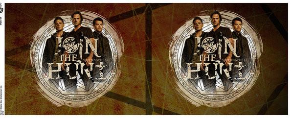 Hrnek  Lovci duchů - Trio