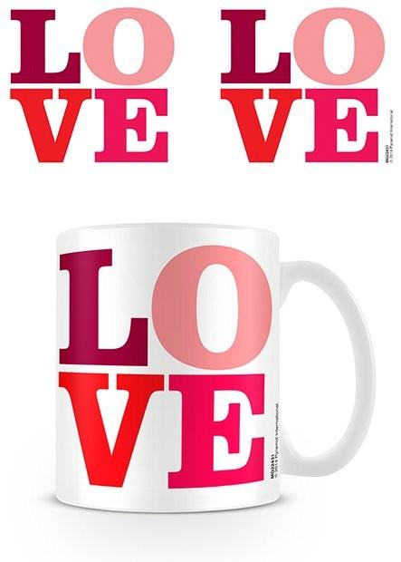 Hrnek Love