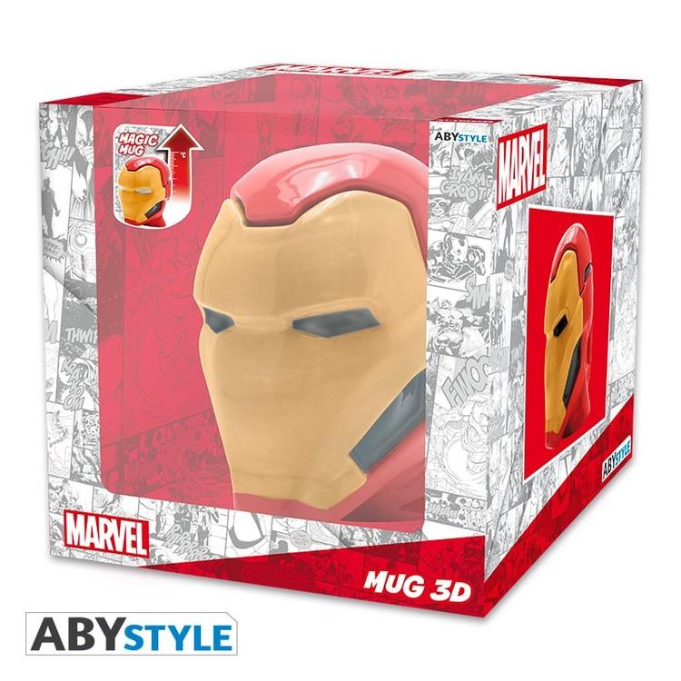 Hrnek Marvel - Iron Man