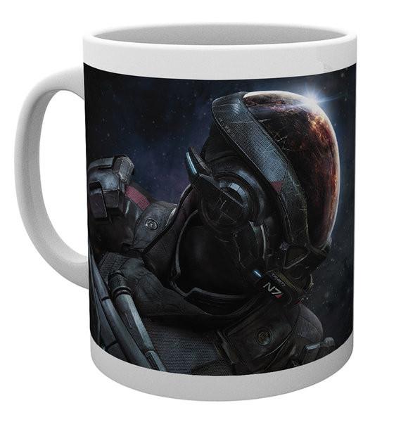 Hrnek  Mass Effect Andromeda - Key Art
