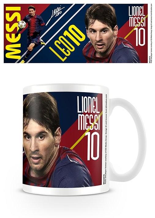 Hrnek Messi