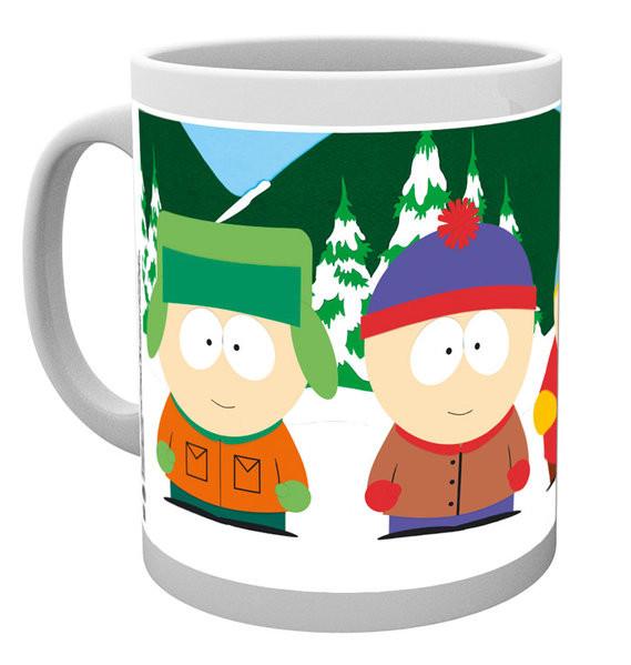 Hrnek  Městečko South Park - Boys