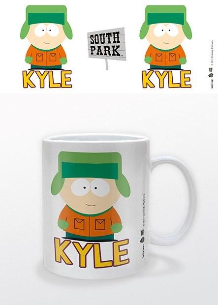 Hrnek Městečko South Park – Kyle
