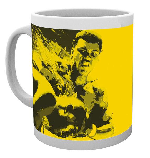 Hrnek  Muhammad Ali - Float