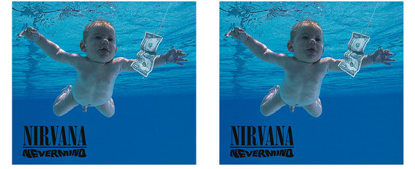 Hrnek  Nirvana - Nevermind