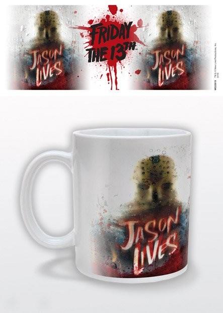 Hrnek  Pátek třináctého – Jason žije