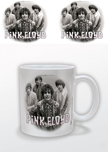 Hrnek  Pink Floyd - with Syd Barrett