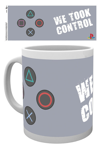 Hrnek Playstation - Controller
