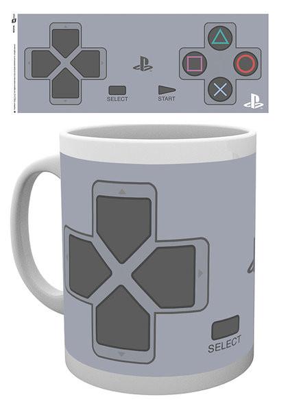 Hrnek  Playstation - Full Control