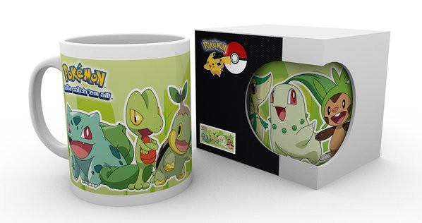 Hrnek  Pokémon - Grass Partners