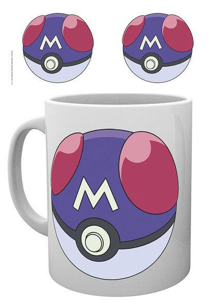 Hrnek  Pokémon - Masterball