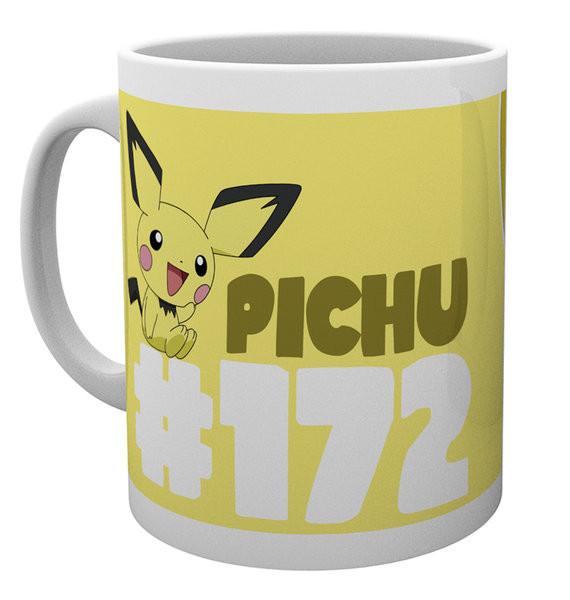 Hrnek Pokemon - Pichu