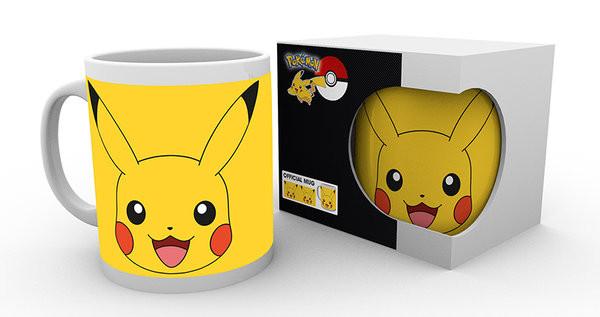Hrnek  Pokémon - Pikachu