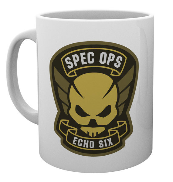 Hrnek  Resident Evil - Echo Six