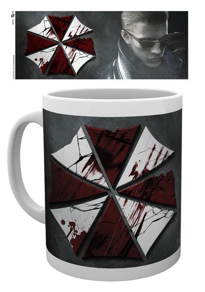Hrnek Resident Evil - Key Art