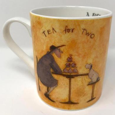 Hrnek  Sam Toft - Tea for Two Tea for Three